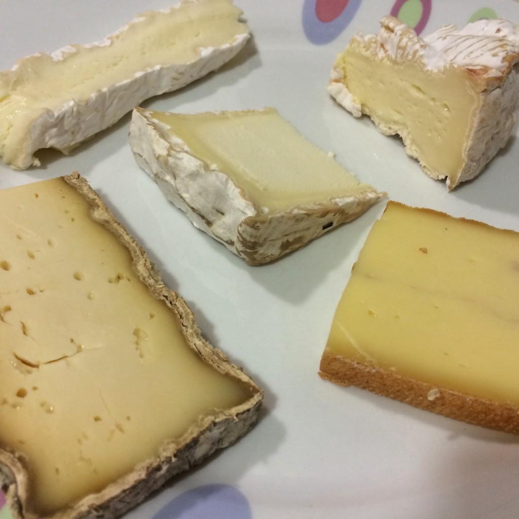 12 Feb - Cheese Tasting - Cheese Lovers