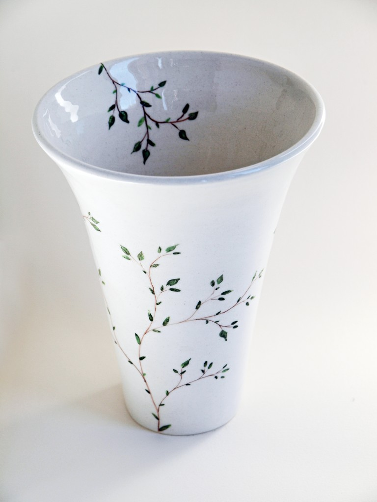13 & 14 May - Introduction to Wheel Thrown Pottery II: Decoration - with Nichole Hastings - La Galeria Factoria