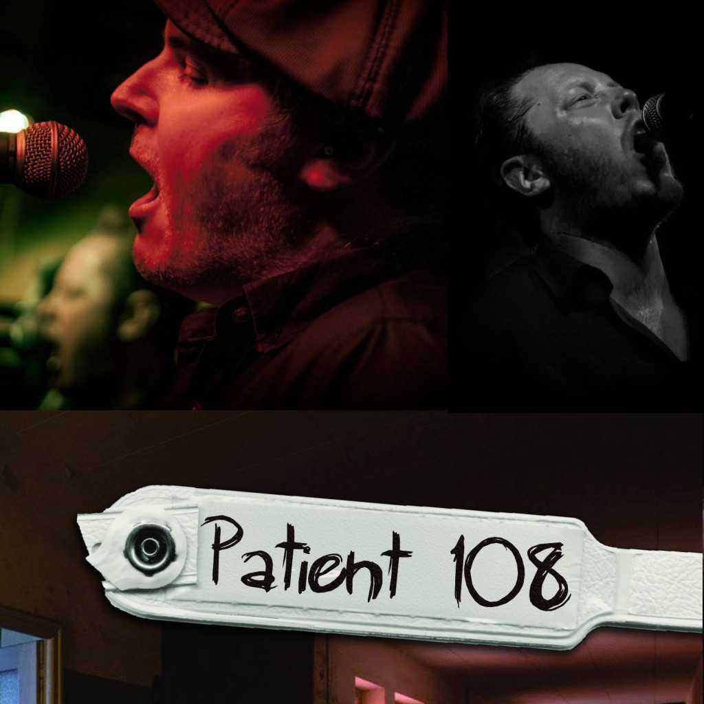 29 April - Patient 108 with Kester Jones and David Bornstein Solo Openings - Living Room Concerts