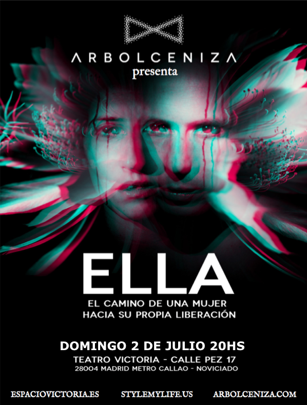 2 July - Ultima Funcion - Arbolceniza presenta 'ELLA'