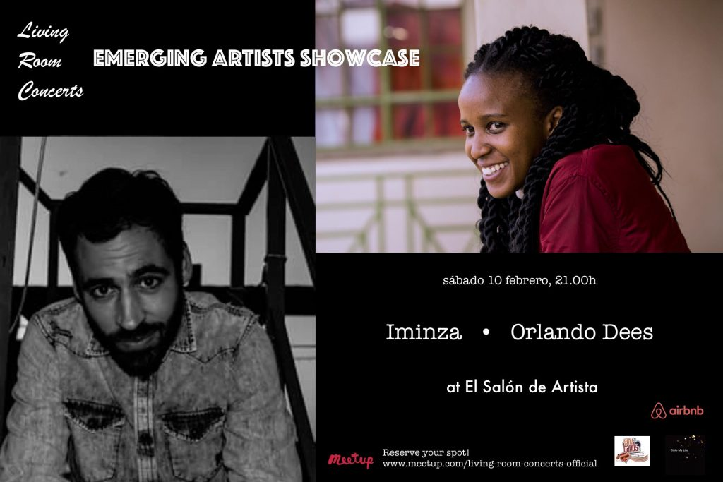 10 February - LRC presents Emerging Artists Showcase at El Salón del Artista